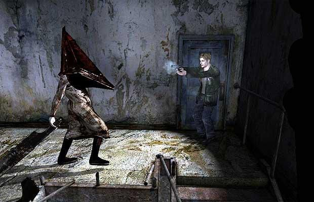 Screenshot de Silent Hill 2