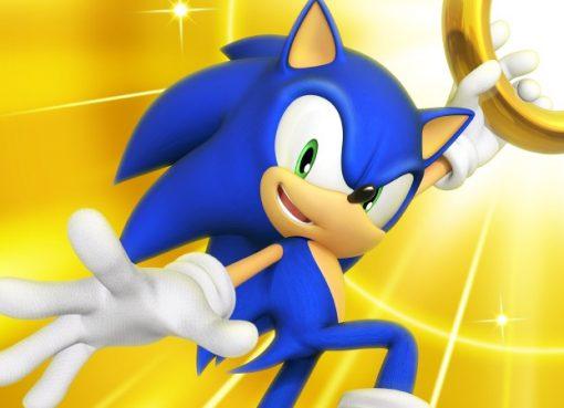 Ilustração de Sonic 2020