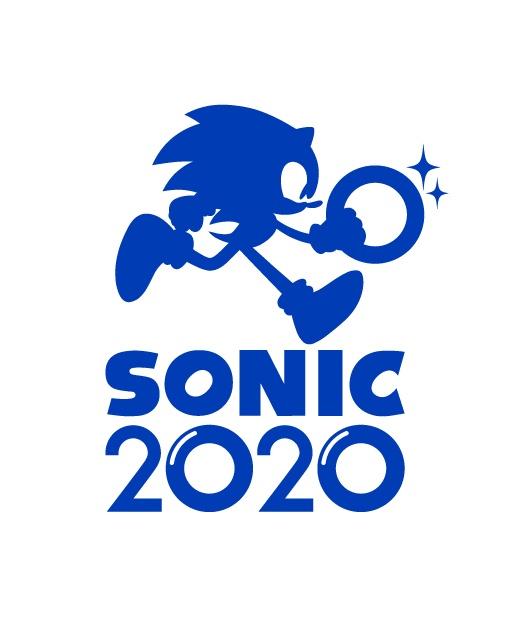 Logotipo do projeto Sonic 2020