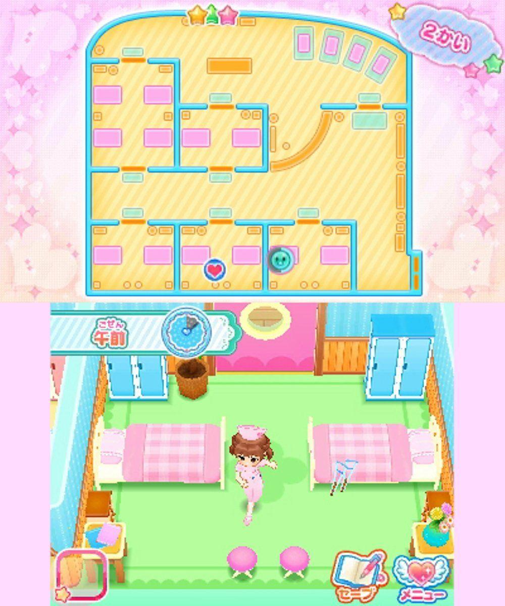 Pika Pika Nurse Monogatari gameplay