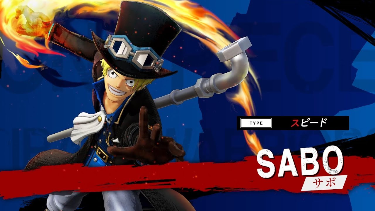 One Piece Pirate Warriors 4 Sabo