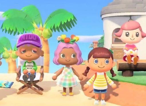 Screenshot de Animal Crossing: New Horizons