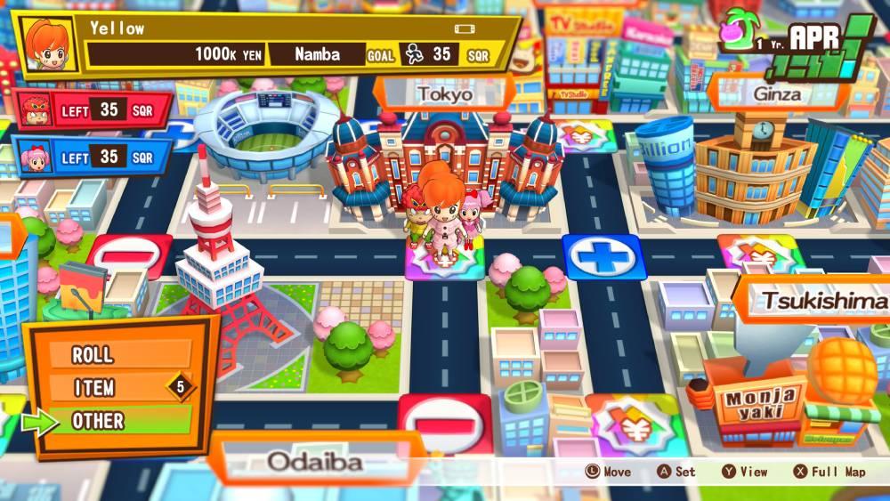 Screenshot de Billion Road