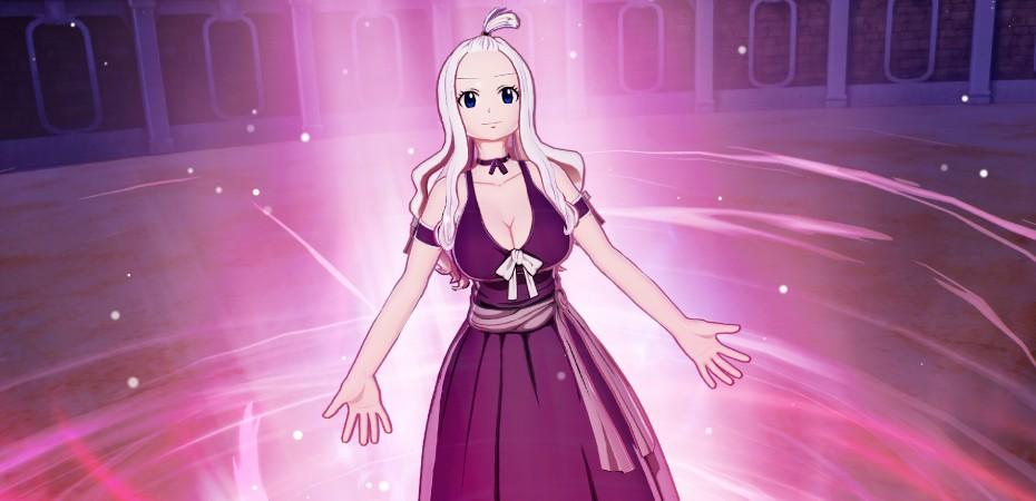 Screenshot de Fairy Tail