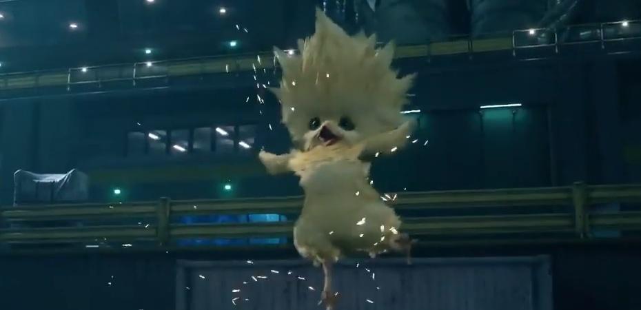 <i>Final Fantasy VII Remake</i> destaca Chocobo Chick, Cactuar e Carbuncle em novos vídeos