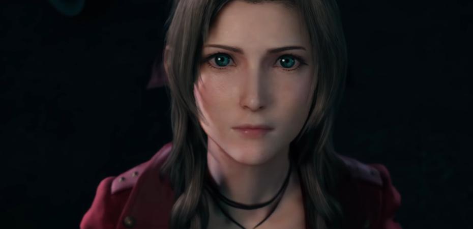 Screenshot de Final Fantasy VII Remake