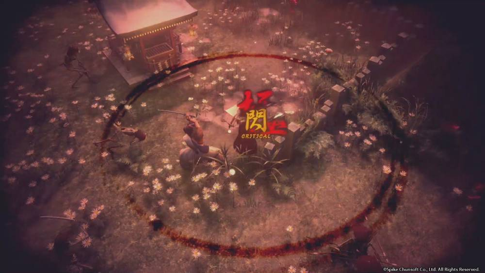 Screenshot de Katana Kami: A Way of the Samurai