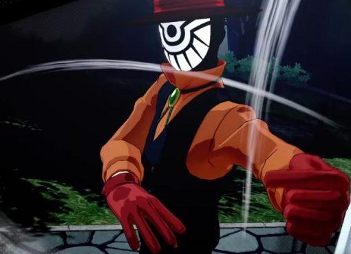 Screenshot de My Hero One's Justice 2