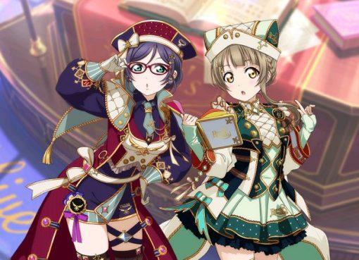 Love Live! Nozomi e Kotori