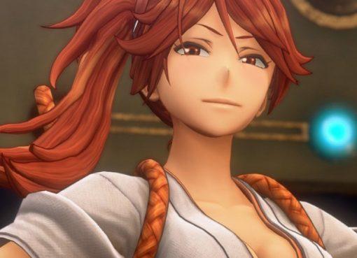 Screenshot de Sakura Wars