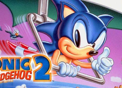 Sonic The Hedgehog 2 capa