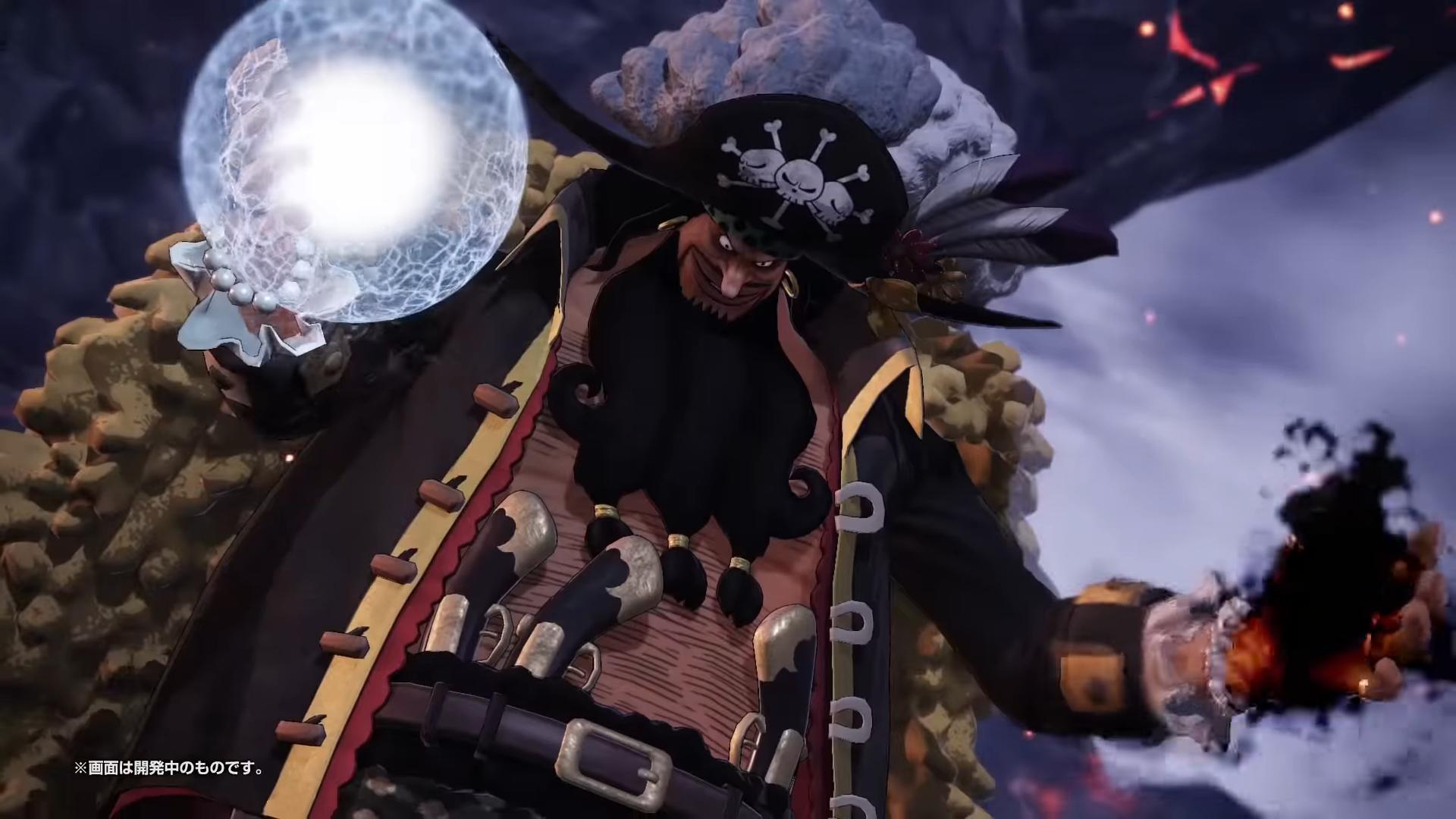 Pirate Warriors 4 Barba Negra
