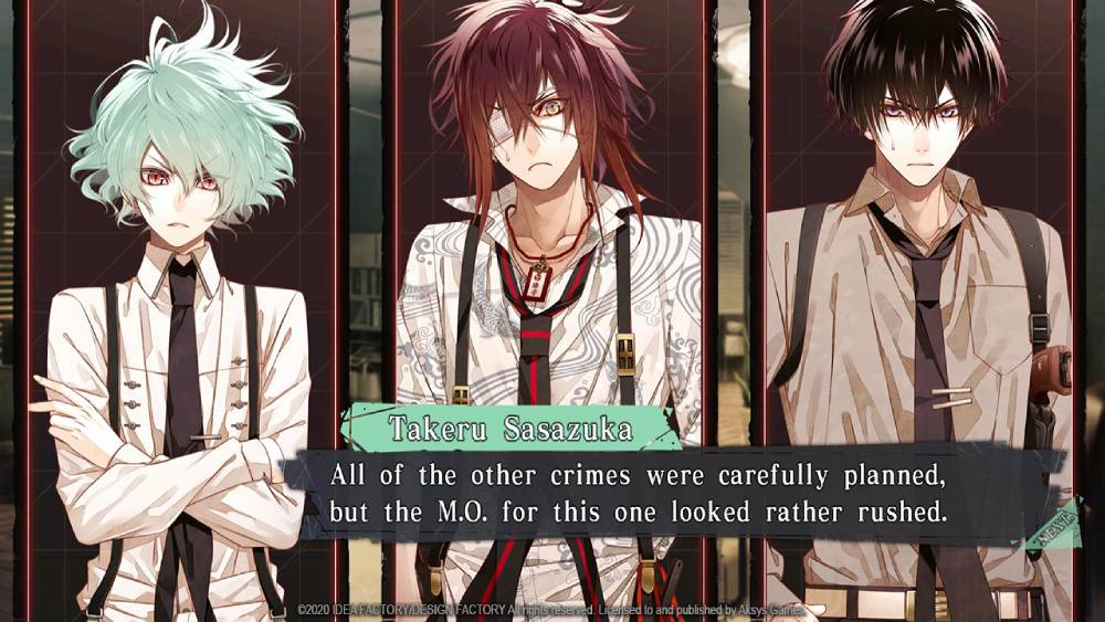 Screenshot de Collar X Malice