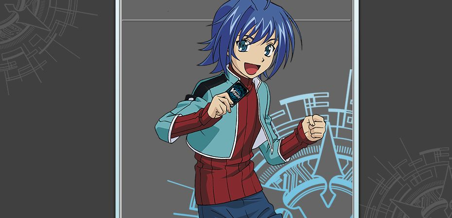 Arte de Cardfight Vanguard Zero