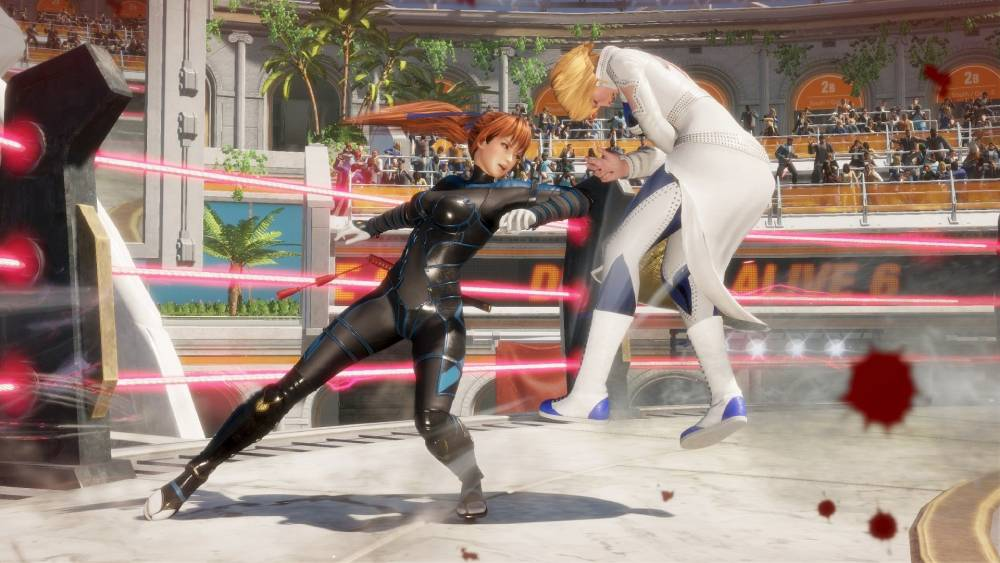 Screenshot de Dead or Alive 6