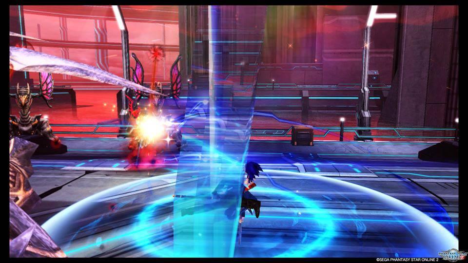 Screenshot de Phantasy Star Online 2