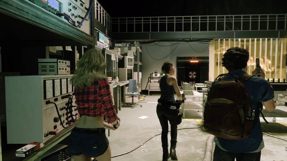 Screenshot de Resident Evil Resistance