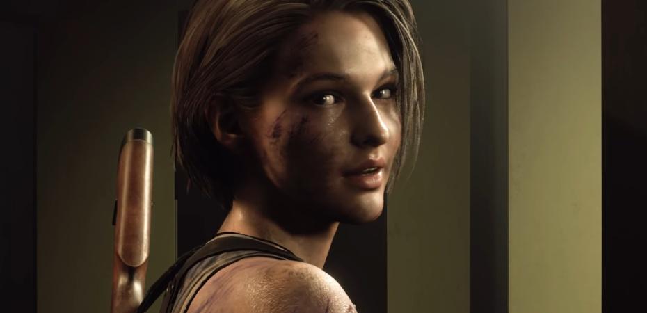 Jill Valentine é destaque em novo trailer de <i>Resident Evil 3</i>