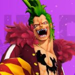 Bartolomeo em One Piece: Pirate Warriors 4