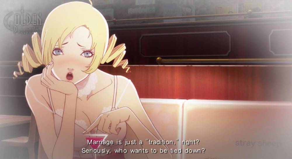 Screenshot de Catherine: Full Body