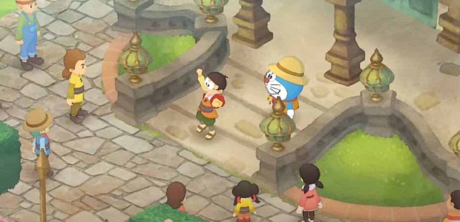 Screenshot de Doraemon Story of Seasons
