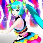 Screenshot de Hatsune Miku: Project Diva Mega Mix