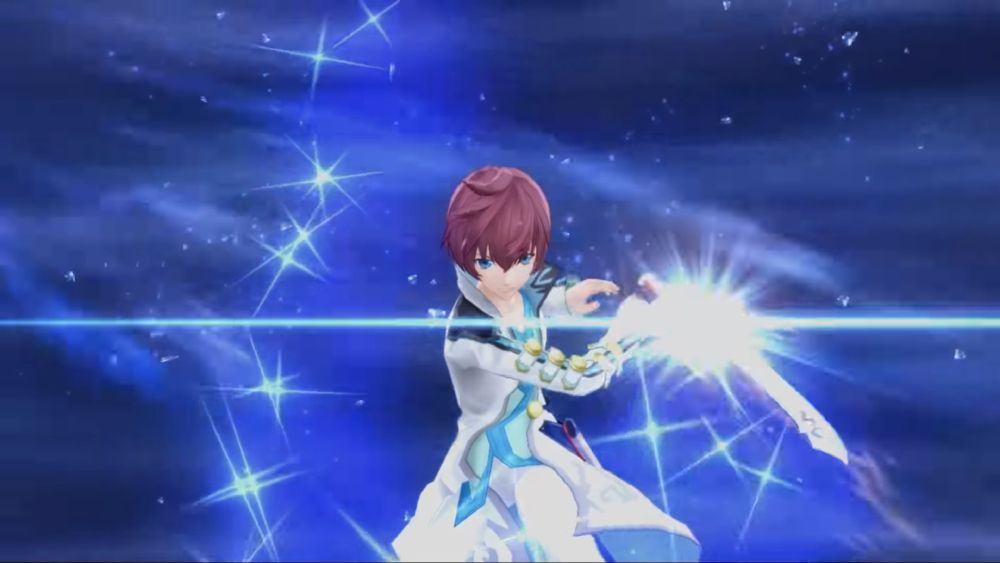 Screenshot de Tales of Crestoria