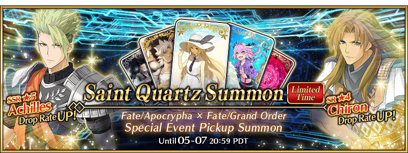 Fate/Grand Order Banner