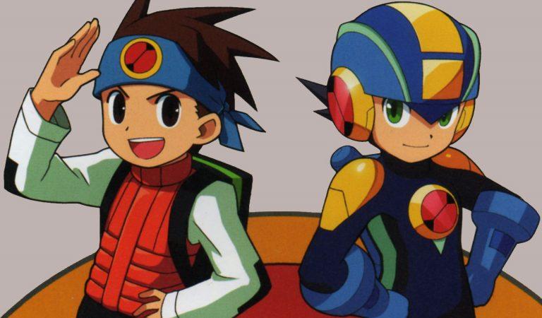 Capcom comemorará 20 anos de Mega Man Battle Network