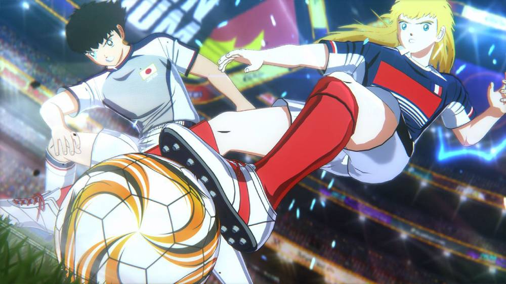 Screenshot de Captain Tsubasa: Rise of New Champions