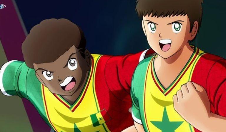 Captain Tsubasa: Rise of New Champions apresenta time de Senegal