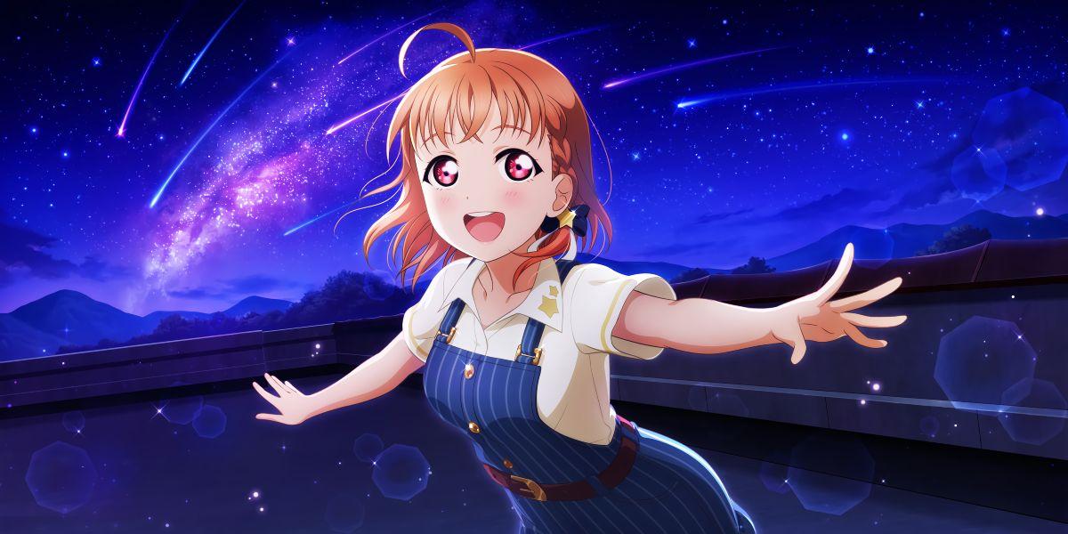 Love Live! All Stars Chika