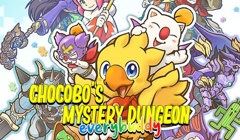 Chocobo's Mystery Dungeon: Every Buddy | Um pequeno RPG memorável