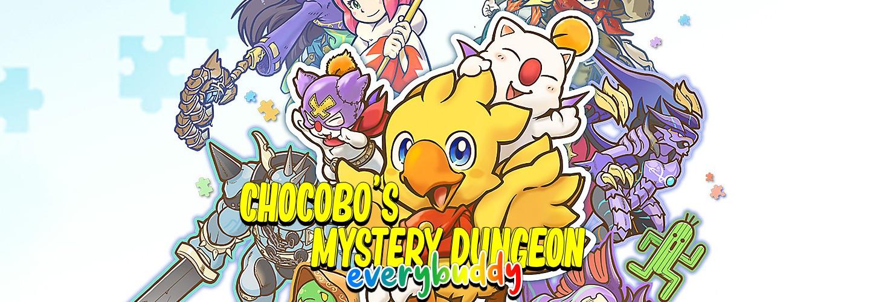 Imagem de Chocobo's Mystery Dungeon; Every Buddy