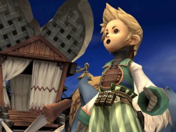 Screenshot de Final Fantasy Crystal Chronicles Remastered Edition