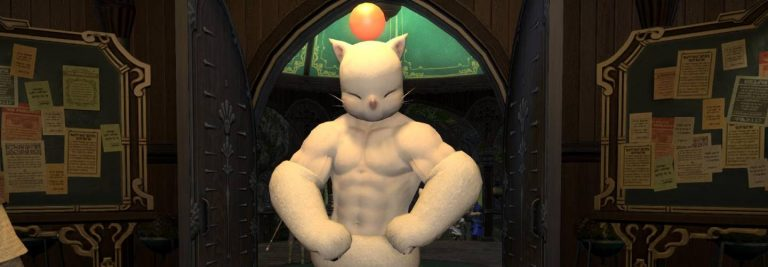 Screenshot de Final Fantasy XIV