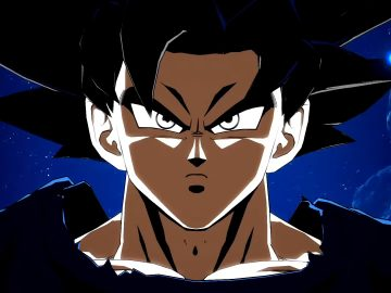 FighterZ Goku transformação