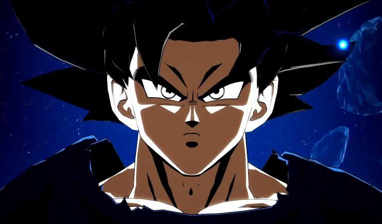 Dragon Ball FighterZ receberá Goku (instinto superior) em maio