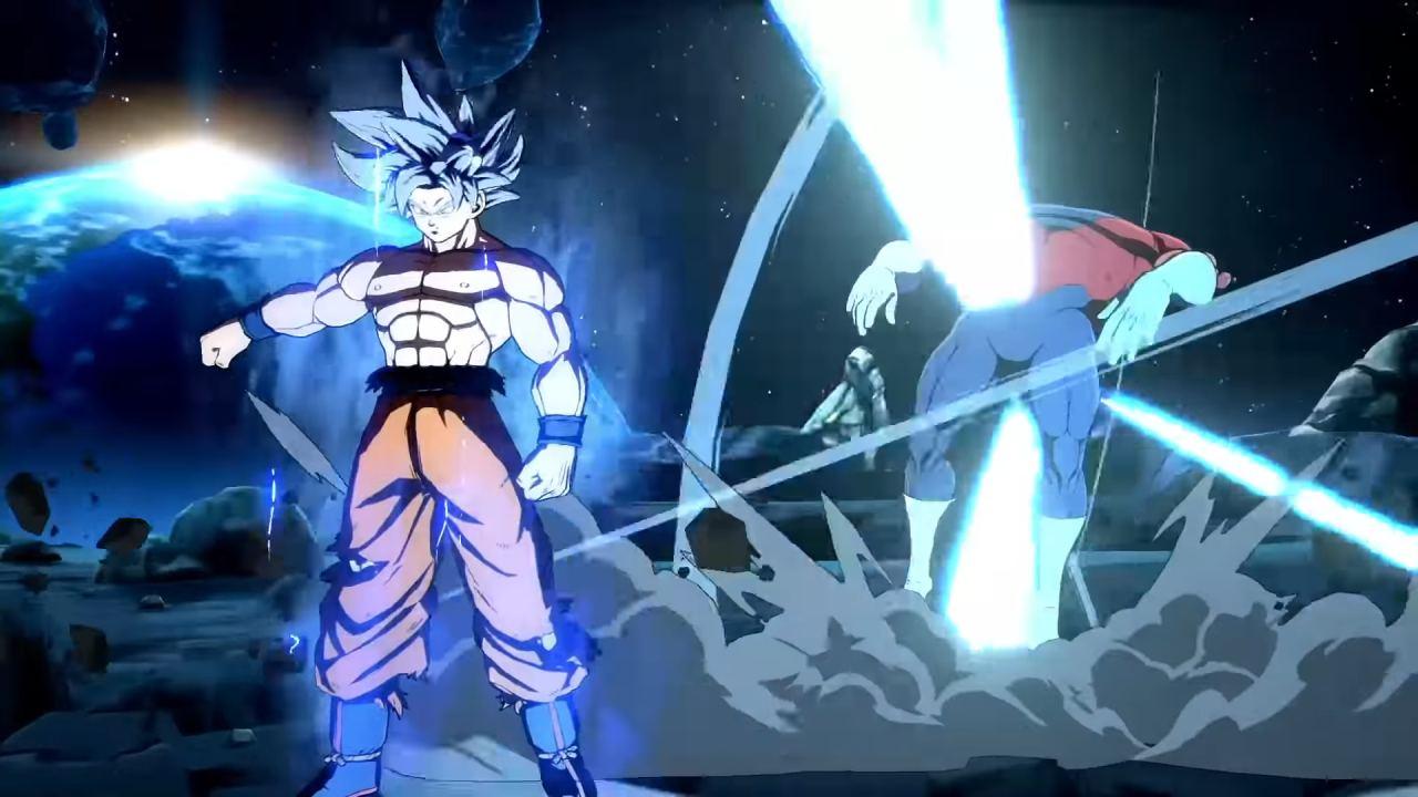FighterZ Goku ultra