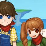 Arte de Harvest Moon: Light of Hope