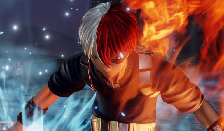 Jump Force terá DLC de Shoto Todoroki na próxima terça-feira