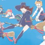 Screenshot de Little Witch Academia: VR Broom Racing