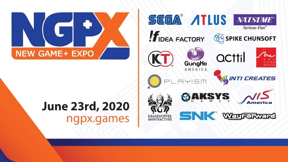 Imagem da New Game+ Expo (NGPX)