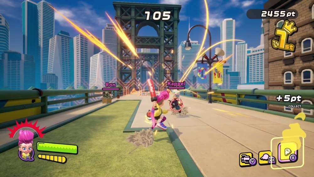 Screenshot de Ninjala