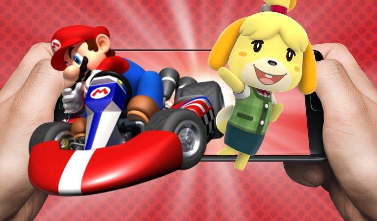 Nintendo fala sobre resultados e planos para jogos mobile