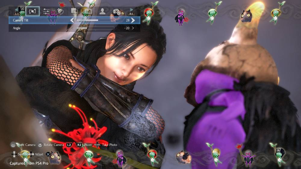 Screenshot de Nioh 2