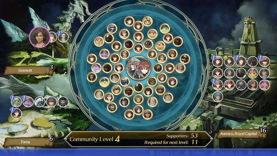 Screenshot de Xenoblade Chronicles: Torna - The Golden Country