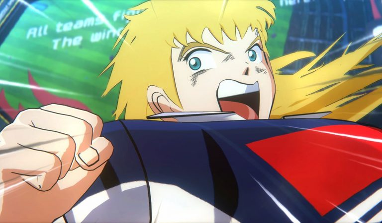 Captain Tsubasa: Rise of New Champions apresenta time francês