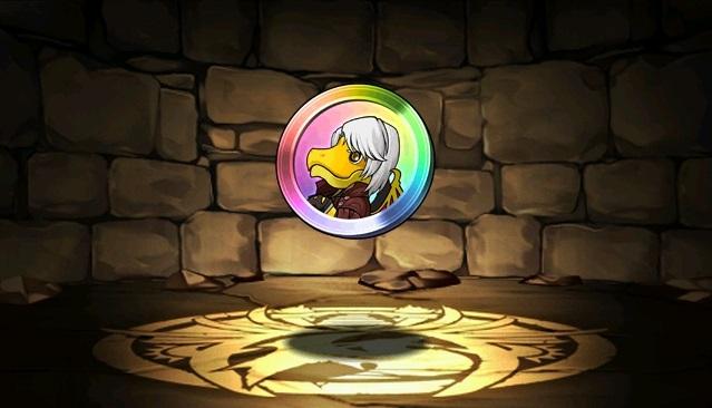 Puzzle & Dragons medalha
