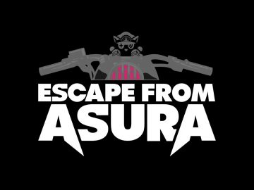Escape from Asura logo
